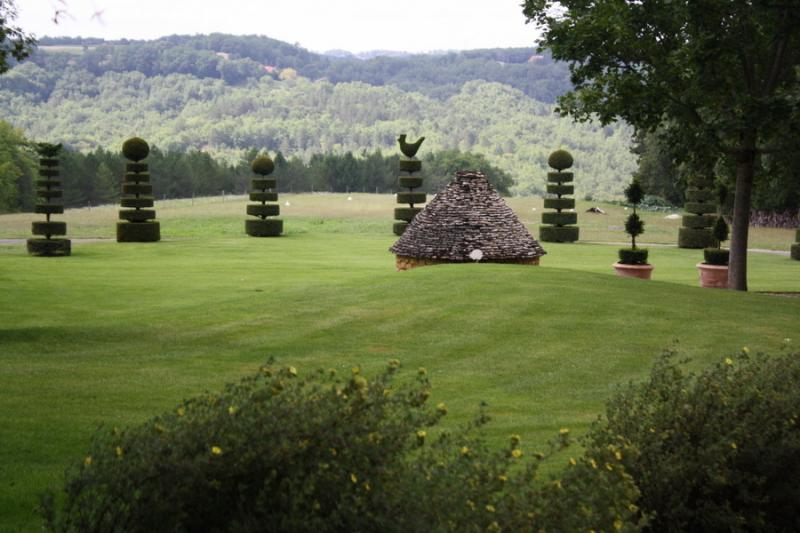 Eyrignac un jardin extraordinaire entre pr s et champs for C est un jardin
