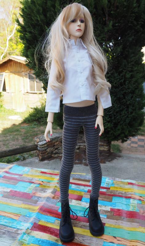 Le monde selon RAY ZAB - IZABELLE ROBIN - La vraie vie des poupées ... ca2556c93d5
