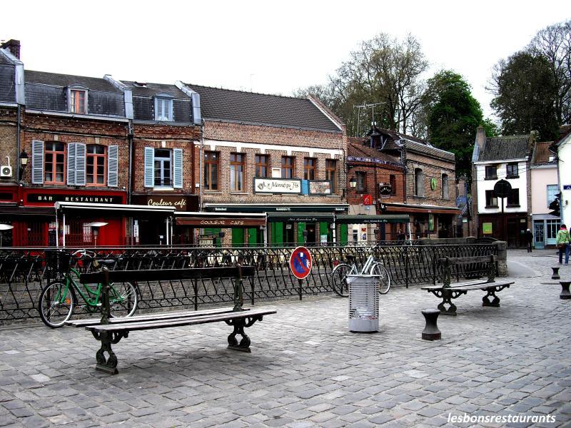 Restaurants Quartier St Leu Amiens