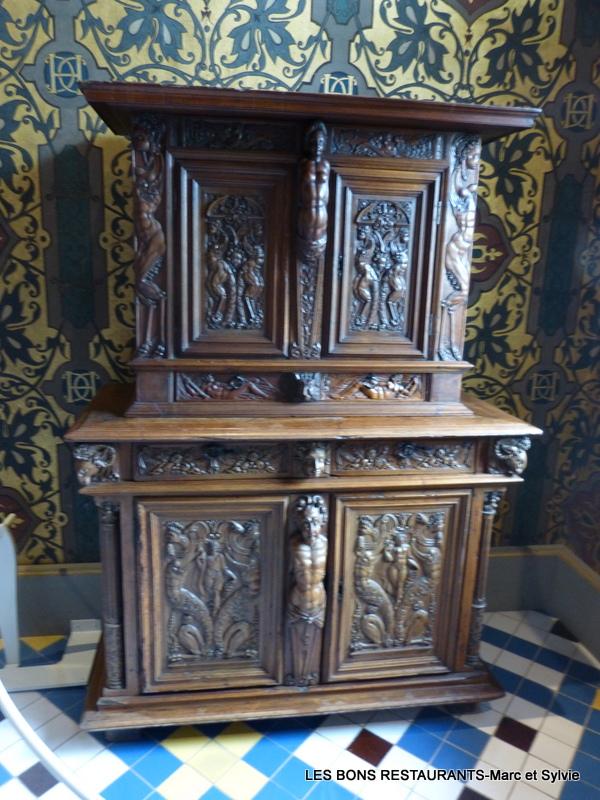 Blois 41 la chambre de la reine et son oratoire les bons restaurants - Chambre de commerce de blois ...