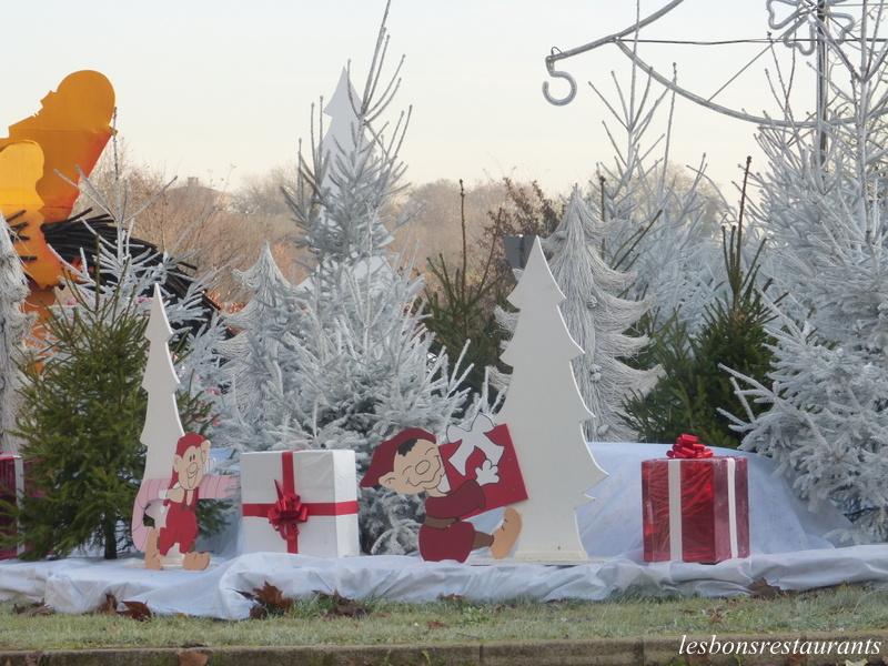 Decoration Noel Exterieur Rond Point