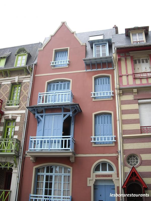 belles façades de villas