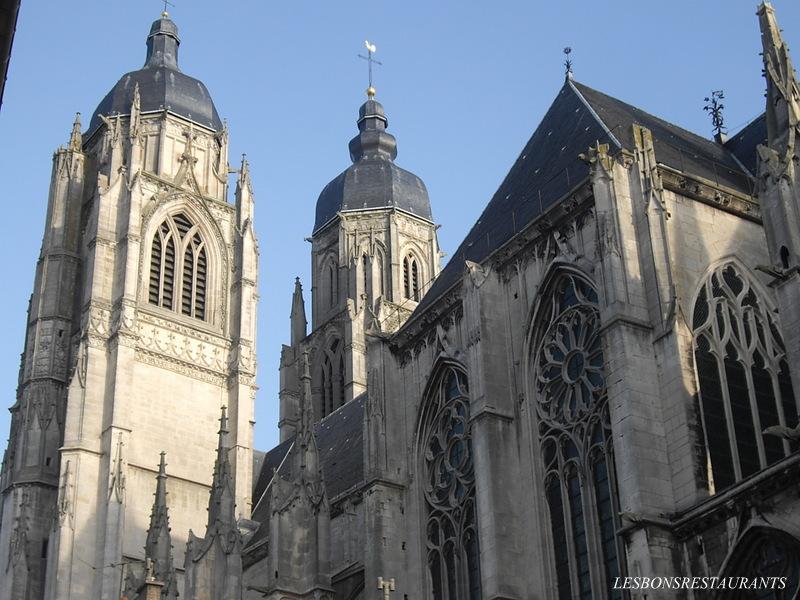 Les bons restaurants marc et sylvie muller marc et sylvie - Basilique de saint nicolas de port ...