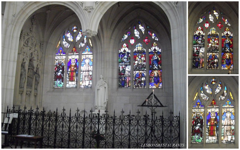 Saint nicolas de port 54 les chapelles de la basilique les bons restaurants - Basilique de saint nicolas de port ...