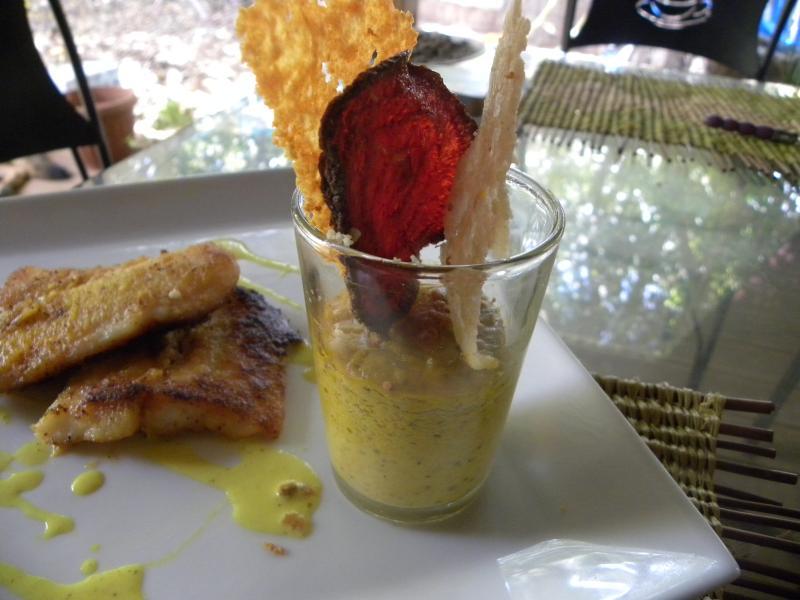 Lefruitdemapassion mary saint leu car le voyage - Cours cuisine domicile ...