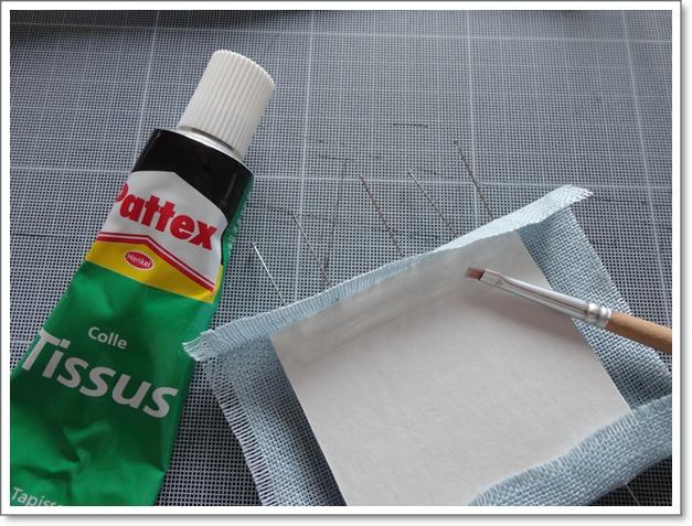 quelle colle utiliser pour coller du tissu sur du carton  fabriquer de la colle maison