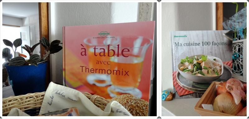 Nouveau livre thermomix 18 juillet 2014 la guillaumette - Livre thermomix ma cuisine 100 facons pdf ...