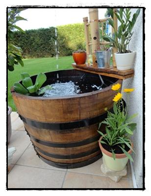 Beautiful Salon De Jardin En Tonneau De Vin Pictures - Amazing ...