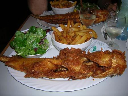 aiglefin ou merlan dans sa pate 224 frire sal 233 e raymondcuisine