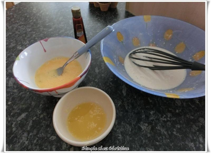 Cr pes faciles et l g res sans balance simple chez christine - Peser farine sans balance ...