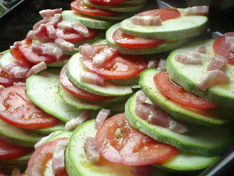 Courgettes rondes en cuisine le blog de titanique - Cuisiner des courgettes rondes ...