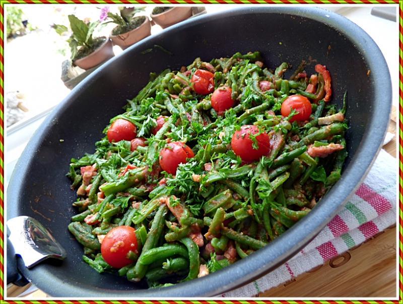 Les bons haricots verts du jardin de pascal et aur lie 27 - Congelation des haricots verts du jardin ...